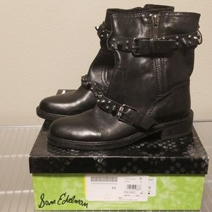 Sam Edelman Black Boots